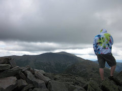 Rock Climbing Photo: In one of my favorite places. The top of Mt. Jeffe...