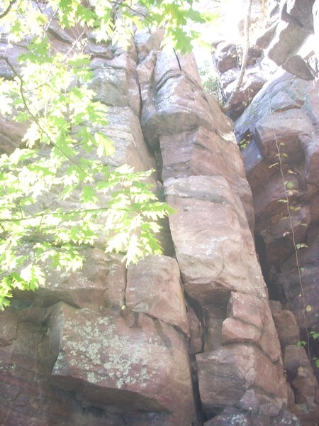 "Rock Climbing Photo: ""Minuet"""
