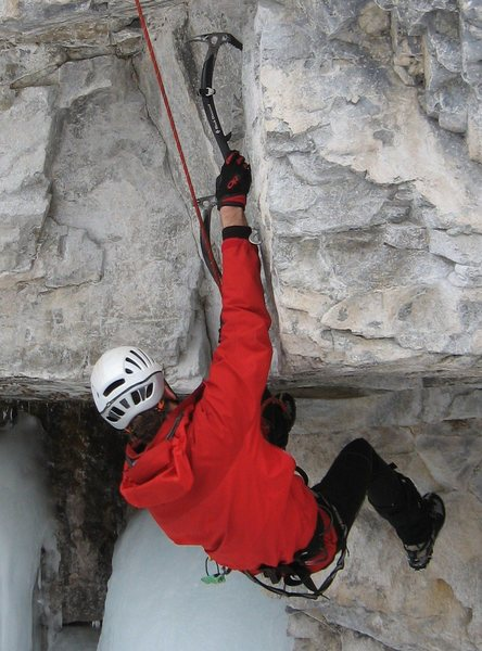 Rock Climbing Photo: Banff National park