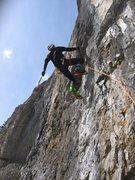 Rock Climbing Photo: Canmore
