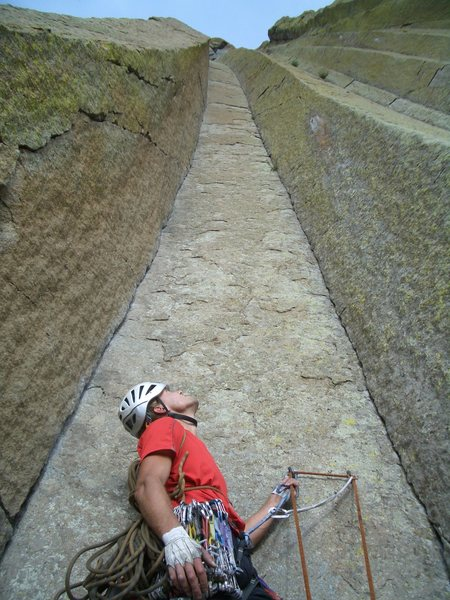 Rock Climbing Photo: Devils Tower