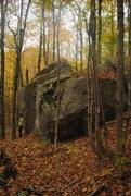 Rock Climbing Photo: Hooston Hoost Boulders