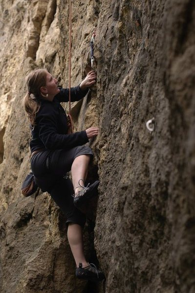 Rock Climbing Photo: hh