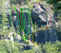 Rock Climbing Photo: Jeff, here is my understanding of the set up.... i...