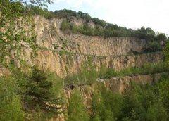 Rock Climbing Photo: Walls...