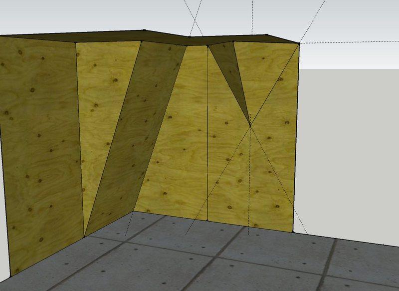 Finalized wall idea<br>