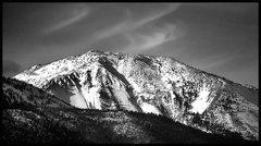 Rock Climbing Photo: Mt. Rose. Photo by Blitzo.
