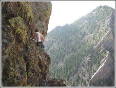 Rock Climbing Photo: yellow spur
