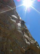 Rock Climbing Photo: independence pass