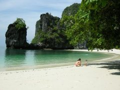 Rock Climbing Photo: kho hong, thailand