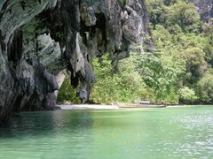 Rock Climbing Photo: krabi, thailand