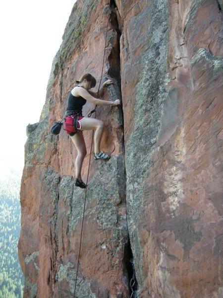 Rock Climbing Photo: drunk tank