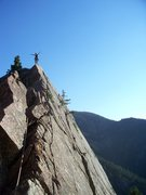 Rock Climbing Photo: The summit!