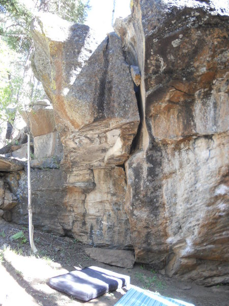 Rock Climbing Photo: F.R.O.W. - V3