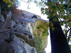 Rock Climbing Photo: Nice little warm-up