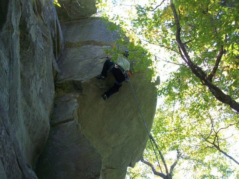 Rock Climbing Photo: Aretnephobia