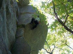Rock Climbing Photo: Aretnephobia