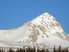 Rock Climbing Photo: Mt. Toll early spring.