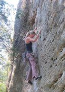 Rock Climbing Photo: Red River Gorge Trip!