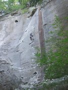 Rock Climbing Photo: stanimal!