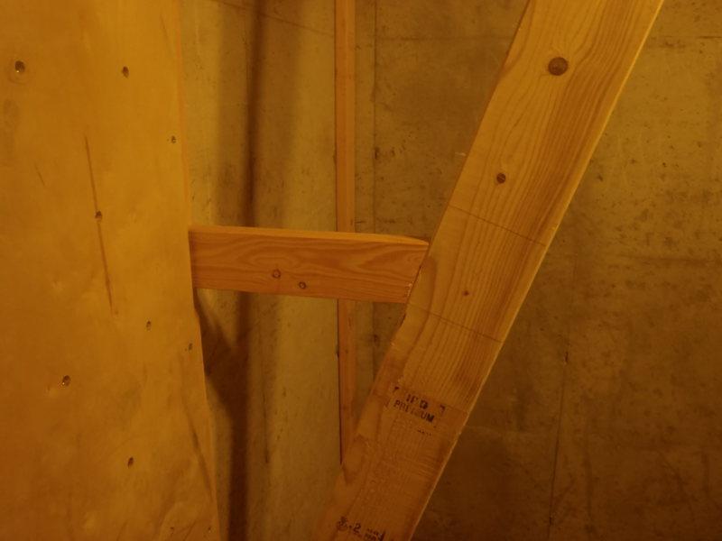 side bracing