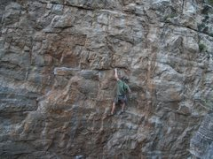 Rock Climbing Photo: Gier...