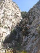 Rock Climbing Photo: Frustration Creek June '10