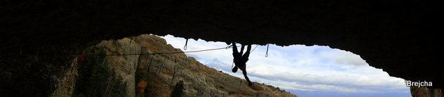 Rock Climbing Photo: T-rex