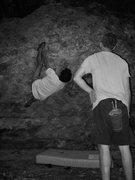 Rock Climbing Photo: Bouldering in Copoya