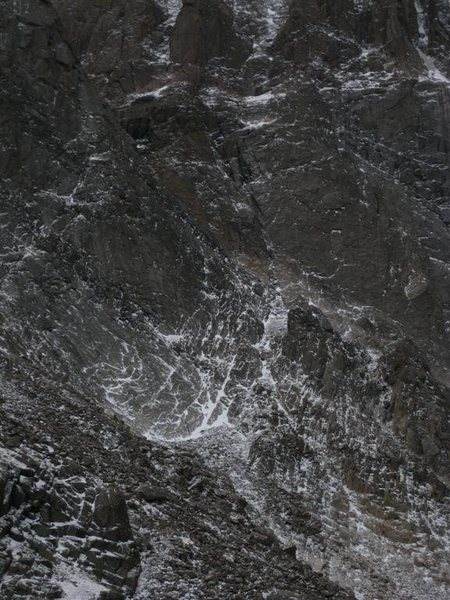 Rock Climbing Photo: Alexander's