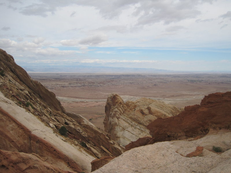 Rock Climbing Photo: One of the views to the East