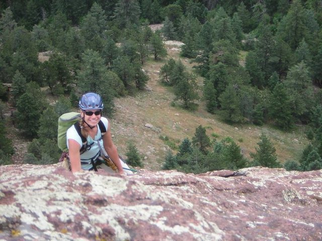 Rock Climbing Photo: CMC BRS Grad Climb