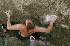 Rock Climbing Photo: Counselor moon