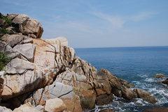 Rock Climbing Photo: East coast