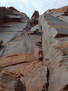 Rock Climbing Photo: Mike Keegan making it look easy, as always!