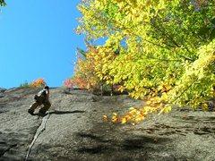 Rock Climbing Photo: Me again