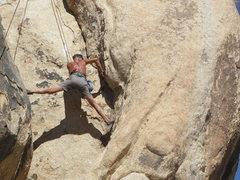 Rock Climbing Photo: Tucker Tech on The Gymbag.