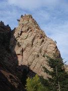 Rock Climbing Photo: the Wind Tower
