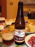 Rock Climbing Photo: Achel - another fine Trappist beer
