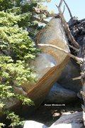 Rock Climbing Photo: Power Windows Topo