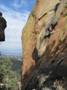 Rock Climbing Photo: The Arete