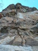Rock Climbing Photo: A Hint of Squirrel