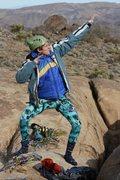 Rock Climbing Photo: O Yeaaaaaaa