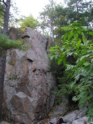 """Rock Climbing Photo: Another view .... not as """"bulgy"""" as pict..."""
