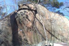 Rock Climbing Photo: Dogleg Crack.