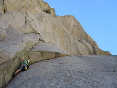 Rock Climbing Photo: Perhaps P2
