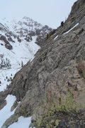 Rock Climbing Photo: Silverton