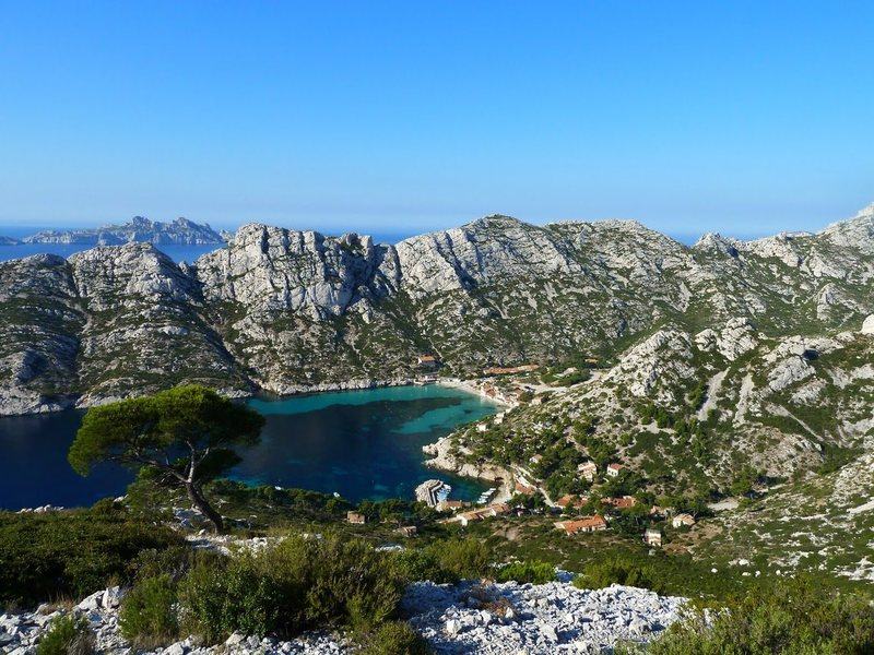Rock Climbing Photo: Calanque de Sormiou