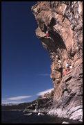 "Rock Climbing Photo: Pete Takeda on ""Rip Curl"". Photo by Blit..."