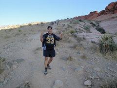 Rock Climbing Photo: Ultimateman